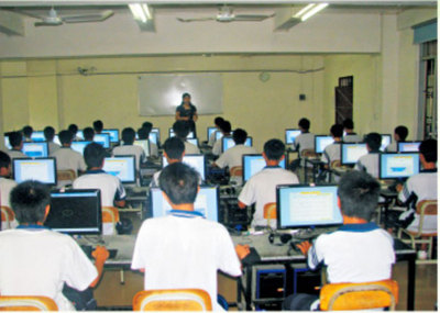 计算机专业实训场