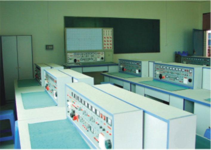 电子电工专业检测实训场